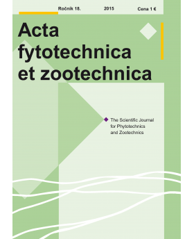 Acta Fytotechnica et...