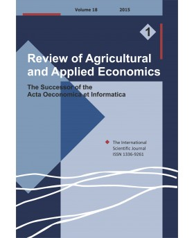 Review of Agricultural and...