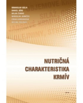 Nutričná charakteristika krmív