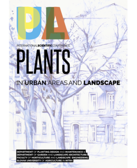 PUAL - Plants in Urban...