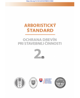 Arboristický štandard 2 -...