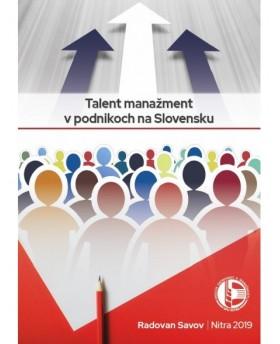Talent manažment v...