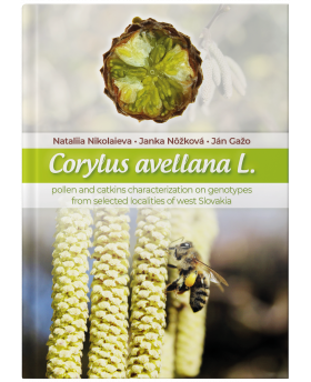 Corylus avellana L. polen and catkins characterization on genotypes from selected localities of west Slovakia