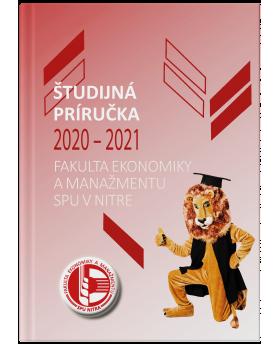 Študijná príručka 2020 –...