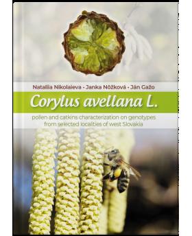 Corylus avellana L. polen...