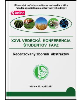 XXVI. Vedecká konferencia...