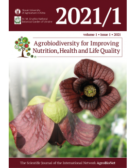 Agrobiodiversity for...
